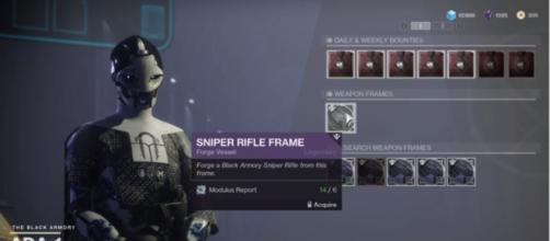 Black Armory's curator - Ada-1. [Image source: Cheese Forever/YouTube]