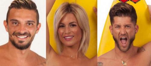 """Carla Moreau serait de nouveau en couple avec un garçon """"de la télé"""" selon Paga et Julien Tanti."""