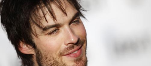 Ian Somerhalder, interprete de Damon Salvatore de The Vampire Diaries (Reprodução)