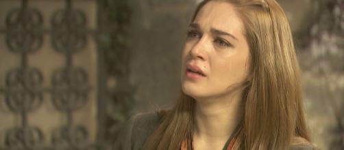 Trame Il Segreto: Julieta contro il marito per non averla difesa dalle offese di Fernando
