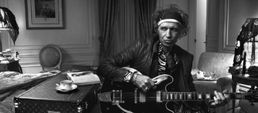 Keith Richards turns 75 today [Image via Giacomo Bettiol/Flikr]