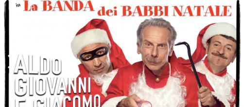 La banda dei babbi Natale: sabato 22 dicembre in tv su Canale 5 e in streaming online su Mediaset Play - culturaacolori.it
