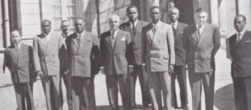 Les anciens chefs d'état à Madagascar