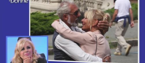 Ritorno di fiamma tra Gemma Galgani e Rocco Fredella del Trono Over di Uomini e Donne