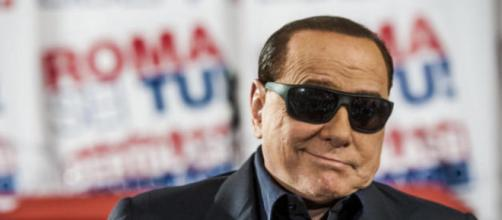 Silvio Berlusconi, il messaggio anonimo