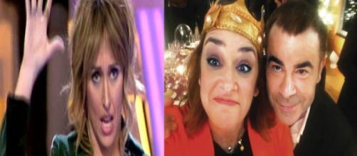 Toñi Moreno evita reencontrarse con Emma García en cenas navideñas