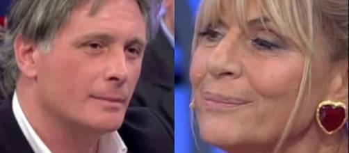 Uomini e donne. trono over: Giorgio si è fidanzato, Gemma bacia Rocco