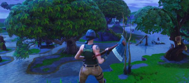 'Fortnite's' classic LTM is coming to the game. - [Epic Games / Fortnite screencap]