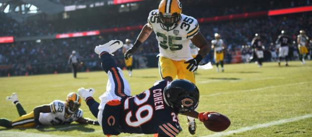 Los Bears son un serio candidato para representar a la NFC en el Super Bowl. www.windycitygridiron.com
