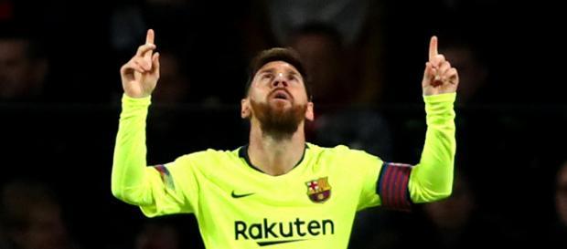 Messi, el más decisivo de las grandes ligas europeas