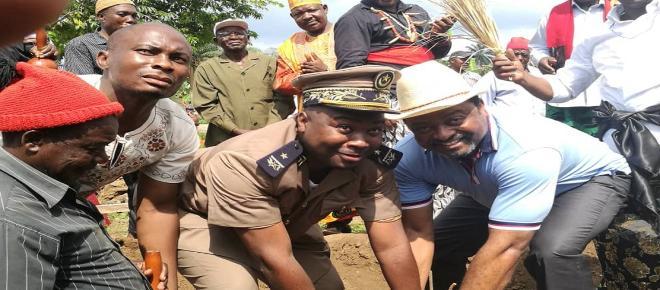Cameroun : la chefferie de Mantem II fait de Théophile Kwendjeu le 1er grand notable