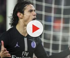 PSG : Cavani devient le meilleur buteur de l'histoire de la Coupe de la Ligue