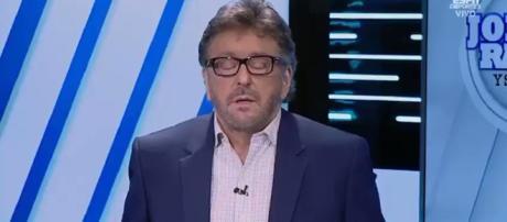 Jorge ramos, apresentador uruguaio da ESPN (Foto: Reprodução Facebook)
