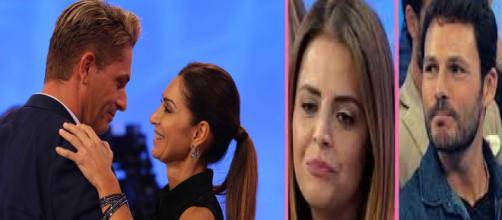 Alessio Mancini accusa Barbara De Santi: 'Mi ha chiesto di toccarle il sedere'.