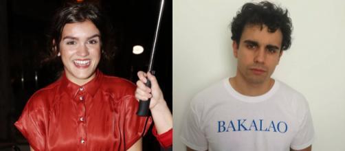 Amaia Romero y el Cantante de Carolina Durante. - bekia.es