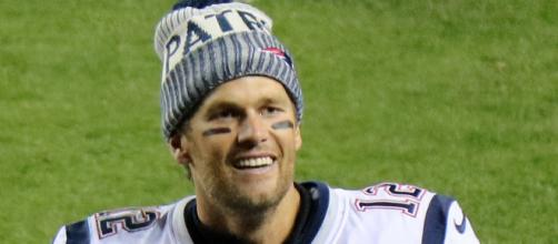 Brady will be going to his 14th Pro Bowl. [image source: Jeffrey Beall- Wikimedia Commons]