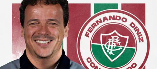 Fluminense confirma Fernando Diniz como seu técnico para 2019 (Divulgação/Twitter/@FluminenseFC)