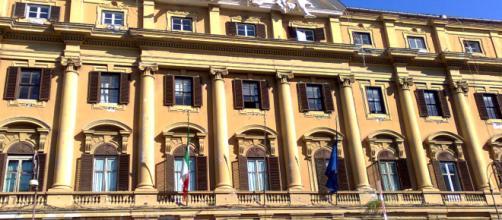 Il palazzo che ospita il Mef, Ministero dell'Economia e Finanza