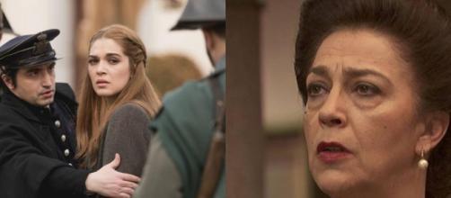 Anticipazioni Il Segreto: Julieta crede che Fernando abbia ucciso Saul