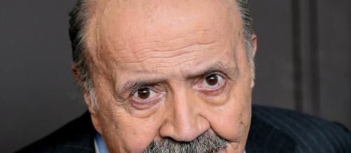 Maurizio Costanzo ospite di Porta a Porta.