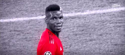 Paul Pogba (Imagem via Youtube)