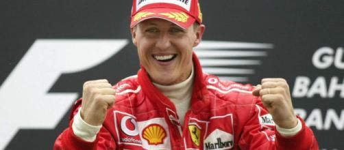 Segundo publicação inglesa, Schumacher teria deixado o coma. (Reprodução)