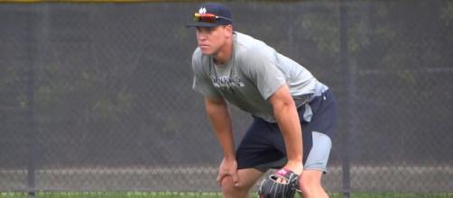 The NY Yankees will prepare for another World Series or bust season. [Image via Lauren Eastman/YouTube]