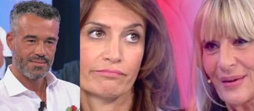 U&D, Sebastiano rimproverato da Maria De Filippi, Barbara attacca Gemma: 'è la più furba'