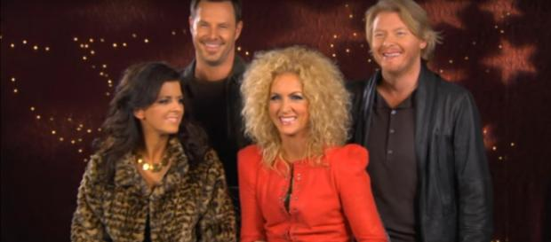 Little Big Town has deep love for their Christmas tradition at Blackberry Farm. [Image source: CMA-YouTube]