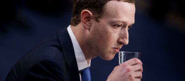 Mark Zuckerberg, founder di Facebook