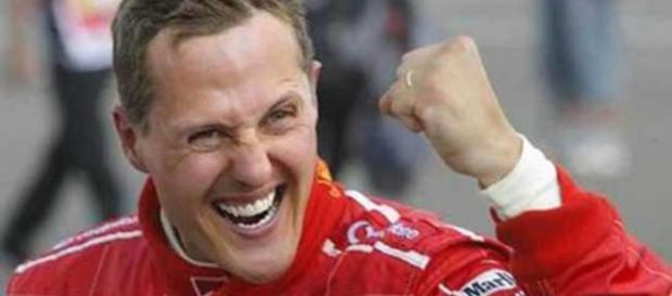 Piloto Michael Schumacher campeão de Fórmula 1 (Foto/Reprodução)
