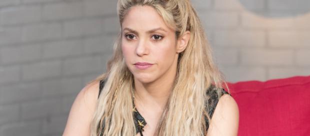 Shakira durante entrevista em 2017 (People).