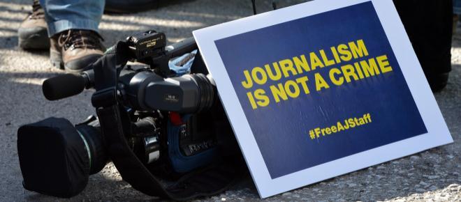 RSF : Les violences contre les journalistes repartent à la hausse en 2018