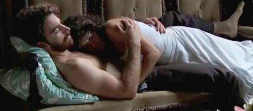 Anticipazioni, Una Vita: Blanca fa l'amore con Diego prima di sposare il fratello