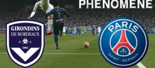 Les cinq dernières rencontres Bordeaux - PSG
