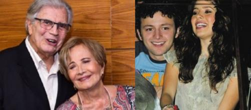 Casais de famosos que estão há muito tempo juntos