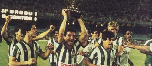Coritiba foi campeão brasileiro em 1985