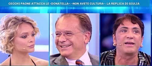 Giulia Provvedi vs. Alessandro Cecchi Paone. Blasting News