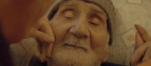 Nonno Mariano non è riuscito a morire nella sua abitazione