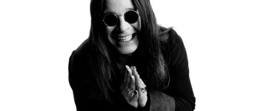 Ozzy Osbourne, storica voce dei Black Sabbath.