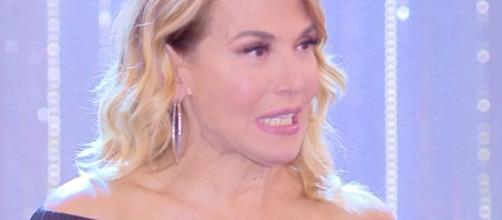 Paola Caruso intervistata da Barbara D'Urso