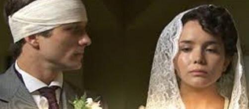 Una Vita anticipazioni: Blanca sposa Samuel per salvarlo dalla morte.