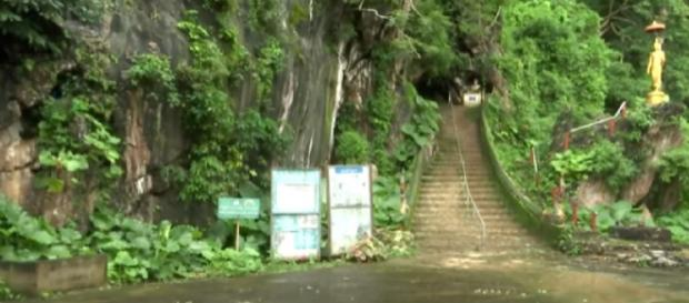 Thailand plans to turn Tham Luang cave into tourist attraction. [Image source/Channel NewsAsia YouTube video]