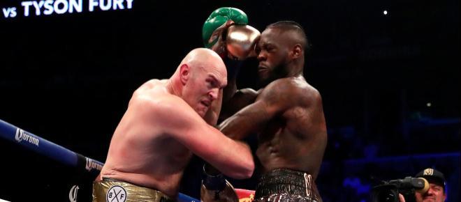 Wilder y Fury empatan en pelea por título completo CMB con polémica tarjeta de los jueces