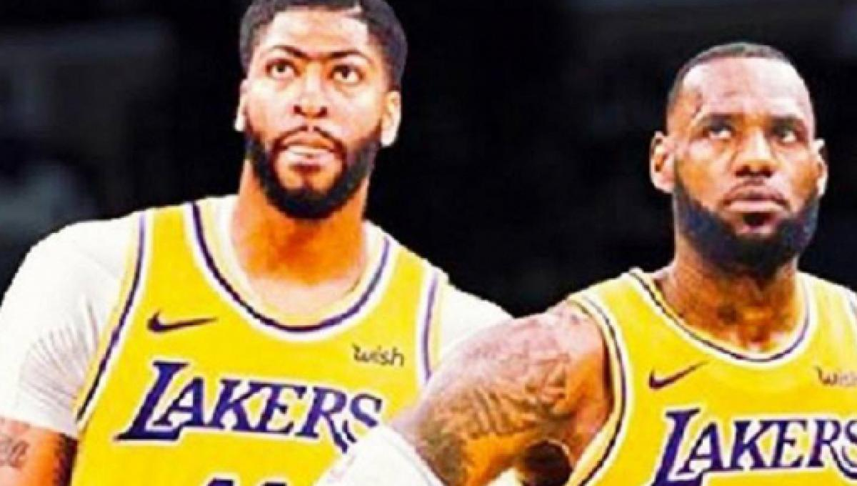 Anthony Davis Reacts To Lebron S Comments About Joining Him