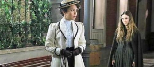 Anticipazioni, Una Vita: Blanca sospetta che sua sorella Olga sia cattiva