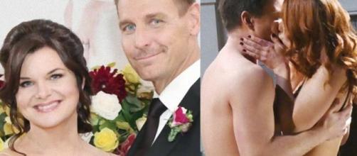Beautiful: Katie si sposa con Thorne, Wyatt finisce a letto con Sally