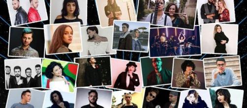 Concorrenti candidati a Sanremo Giovani 2018