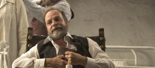 Il Segreto: Fulgencio vuole trapanare il cranio di Raimundo