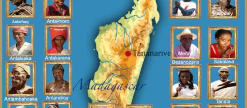 Peuple Malagasy du Nord au Sud de Madagascar